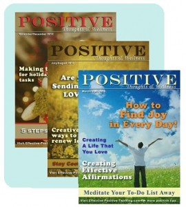 Effective Positive Thinking Magazines