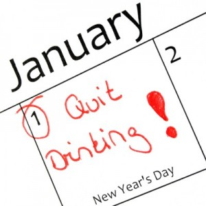 January  Quit Drinking