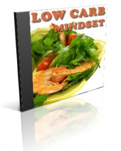 Low Carb Mindset CD Cover