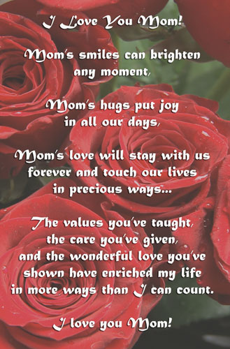 Poems for mothers day free mothers day ecards poems for mothers day thecheapjerseys Choice Image
